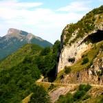Grotte montagne des Baronnies